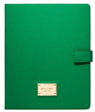 Michael Kors - iPad Saffiano Case w/Stand, Neiman Marcus