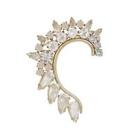 Jeweled Right Ear Cuff , BCBG