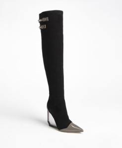 Pollini Wedge Over the Knee Boot, nordstrom.com